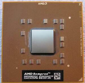 CPU processore 1 Socket 8GHz SMN3000BIX2AY 8ghz Sempron AMD 1 754 3000 ac0zZRaqr