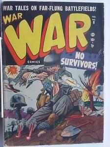 War-Comics-8-vg-Precode-Atlas