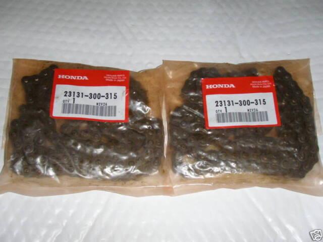 Honda NOS CB750 Primary Chain Set CB750K 750 CB750F b 23131-300-315