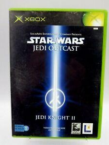 Jeu Xbox Star Wars Jedi Outcast XBOX 360 PAL / FR