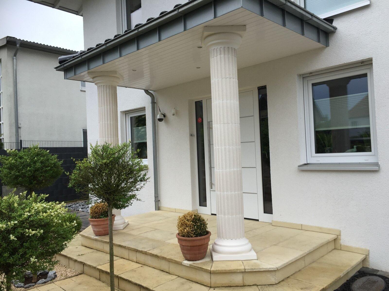 Geländer Balustraden Balkongeländer Balustrade Baluster Säulen Terrassengeländer