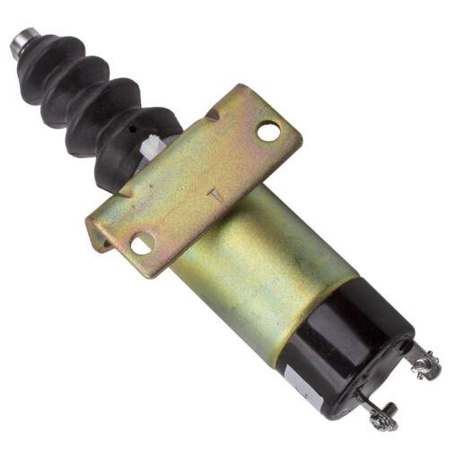 Fuel Shut Off Stop Solenoid Valve for Lister Petter 1502-12C7U2B2S1 12V Newest