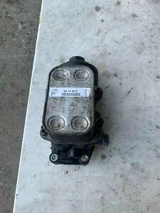 VW-Golf-Plus-5M-1-6TDI-Olfiltergehaeuse-Olkuehler-03L115389C-03L117021C-original
