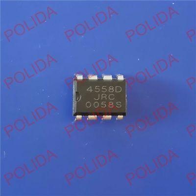1PCS Audio Operational Amplifier IC NJR//JRC DIP-8 MUSES01