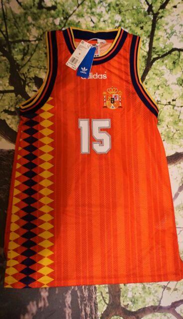 adidas Tank Top Women's Spain Soccer Jersey Dress World Cup Team ...