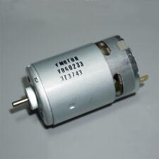 Johnson Rs 555 Dc 12v24v 18v 11000rpm High Speed Large Torque Electric Dc Motor