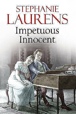 1 of 1 - Laurens, Stephanie, Impetuous Innocent, Very Good Book