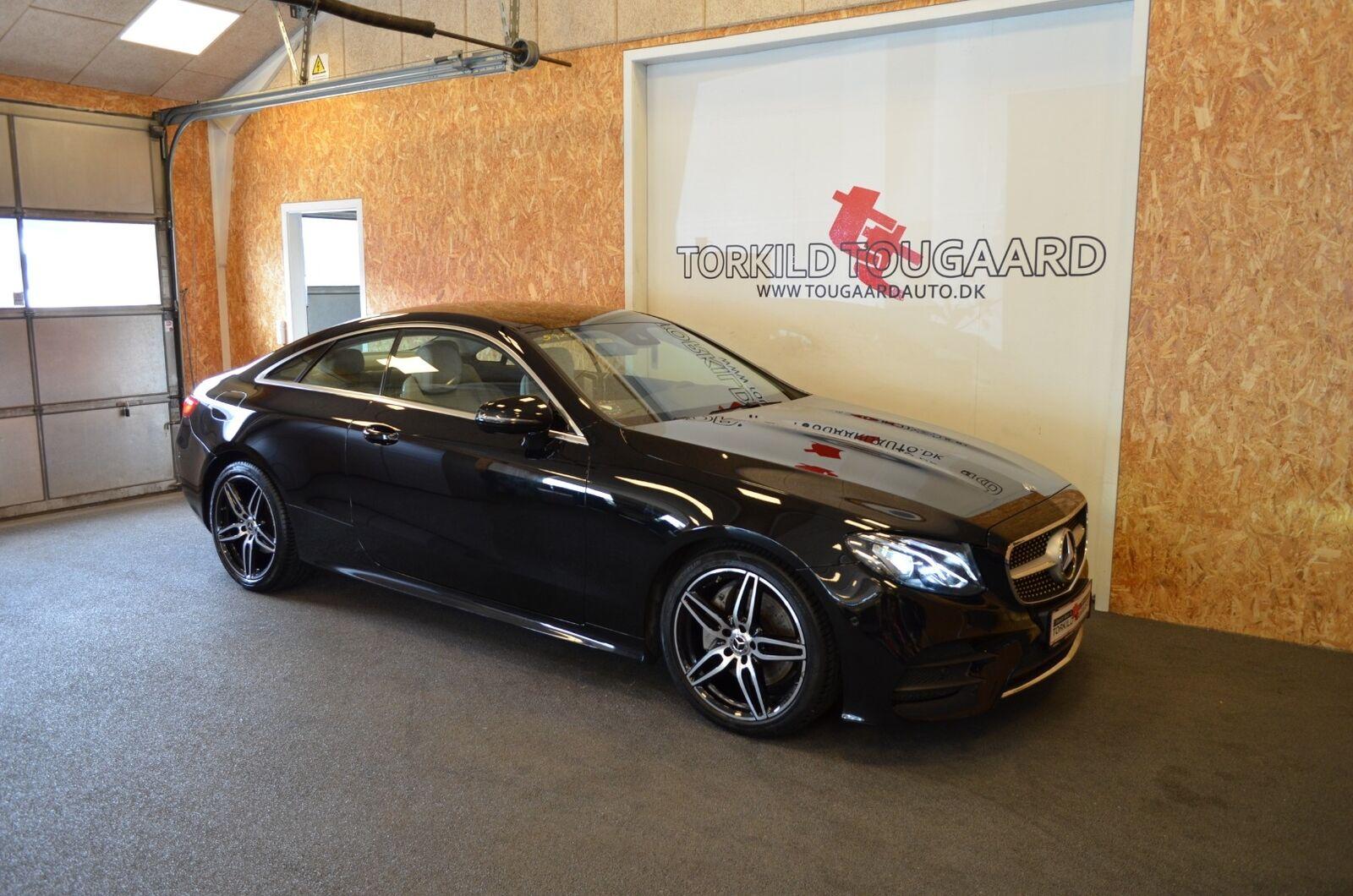 Mercedes E200 2,0 AMG Line Coupé aut. 2d - 579.800 kr.