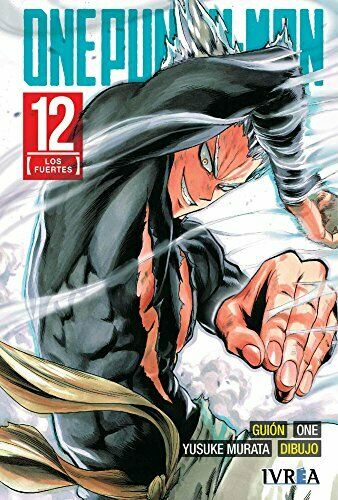 One Punch-Man 12