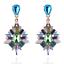 1-Pair-Elegant-Women-Crystal-Rhinestone-Ear-Stud-Drop-Dangle-Fashion-Earrings thumbnail 4
