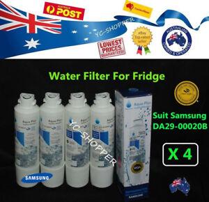 4-X-Samsung-DA29-00020B-Premium-Compatible-Ice-amp-Water-Fridge-Filter-SRF680CDLS