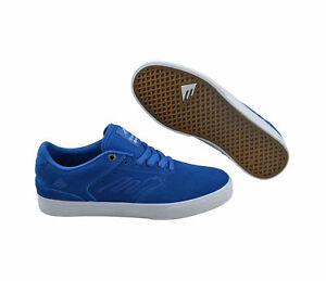 patineuse Vulc The bleu bleu Emerica Low Sneaker Reynolds blanc xEBwEC10q