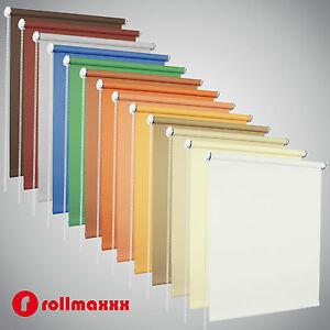 standard rollo lichtdurchl ssig seitenzugrollo kettenzug. Black Bedroom Furniture Sets. Home Design Ideas