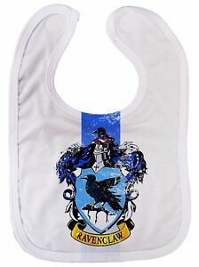 Image Is Loading Ravenclaw Baby Bib 034 House Crest 034 Harry