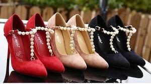 Stiletto 11 Scarpe Eleganti Décollte Donna 9243 Tacco Perle Cm Decolte Spillo q0qwXTf