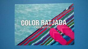 034-Color-Ratjada-Aber-mit-Stil-034-Werbekarte