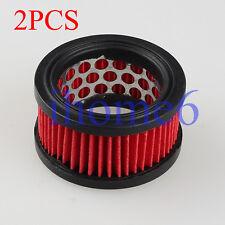 2PCS Air Filter FOR ECHO 13030039730 CS-370 CS-400 Chainsaw Lawn Mowers Part USA