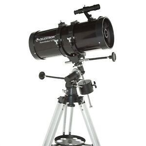 Celestron-PowerSeeker-127EQ-Newtonian-Reflector-Telescope-127mm-21049