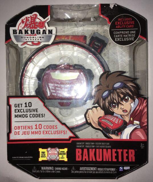 Bakugan Bakumeter Tv
