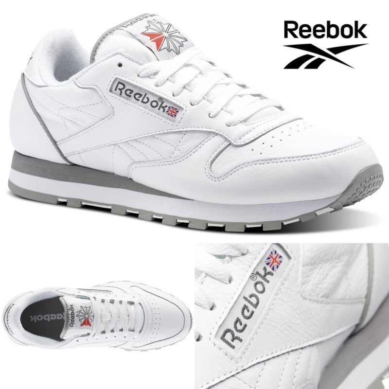 REEBOK Classic Leather Archive Casual Sneakers Shoes CM9670 SZ4-13