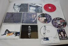 Lycaon CD single Akutoku no Sakae 3 type set / Japan import / Japanse Visual Kei