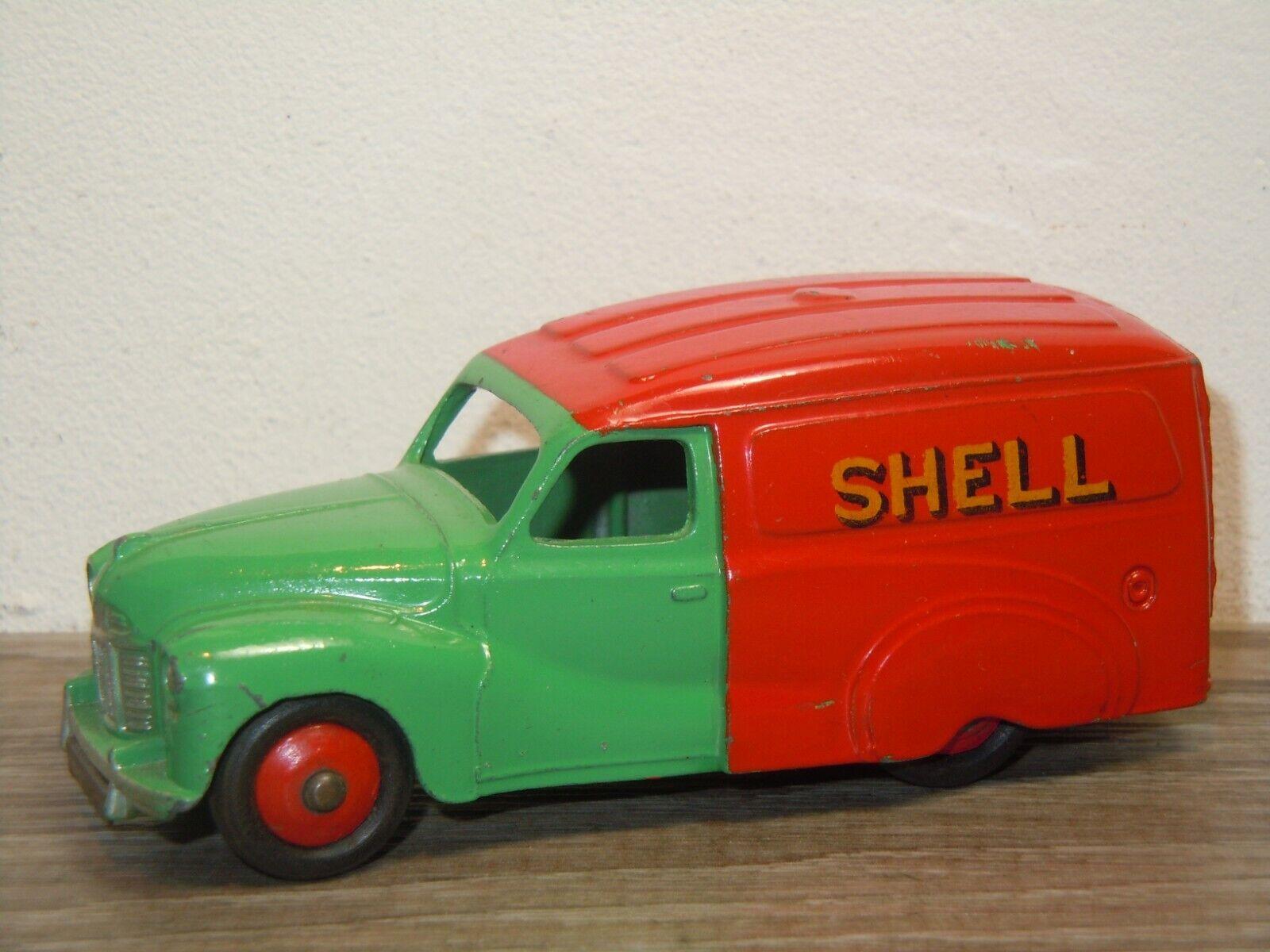 Austin Van BP SHELL - Dinky Toys 470 England 37661
