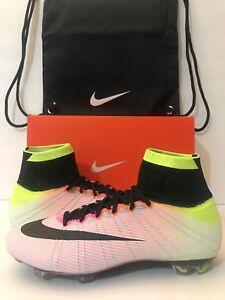 Nike-Mercurial-SuperFly-FG-PRO-Wht-Blck-VLT-TTL-Orng-PROMO-641858-108-Sz-11