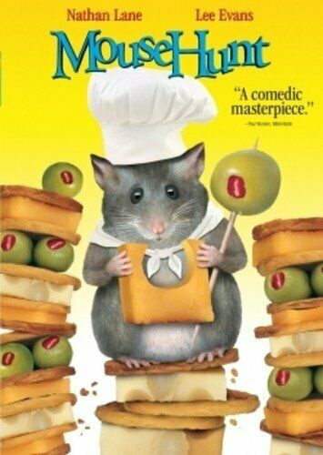 MouseHunt (Mouse Hunt) DVD NEW