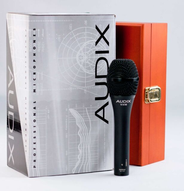 Audix VX10 LO Vocal Condenser Microphone