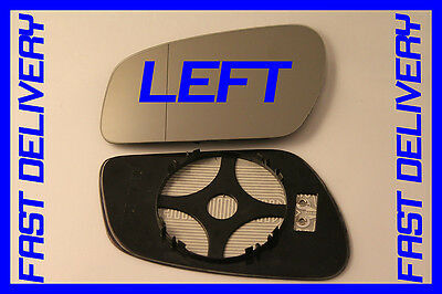 FORD FIESTA ST 2005-2008 UP TO 58REG  WING MIRROR GLASS HEATED LEFT