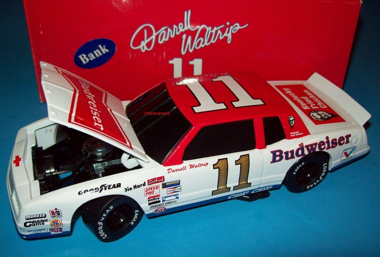 Darrell Waltrip 1984 Budweiser  11 Chevy Monte carlo 1 24 NASCAR vintage BWB nouveau