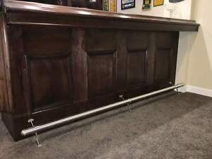 Image Is Loading 6 Ft New Stainless Foot Rail Kit Bar