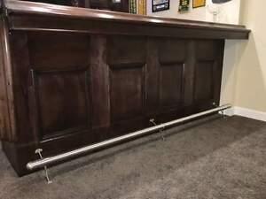 6 Ft New Stainless Foot Rail Kit Bar Rail Kit Footrest Ebay