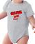 Infant-Creeper-Bodysuit-T-shirt-Grandpa-Loves-Me thumbnail 6