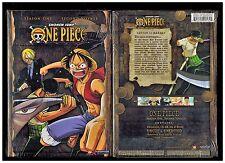 One Piece - Season 1 - Second Voyage (Brand New 2-Disc Anime Set - Uncut)