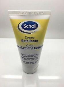 Image is loading Scholl-Exfoliating-Foot-Cream-Scrub-For-Feet-Pedicure- 6ede3628064