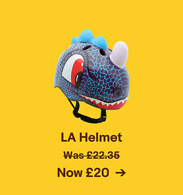 LA Helmet Was 22.35. Now: £20.