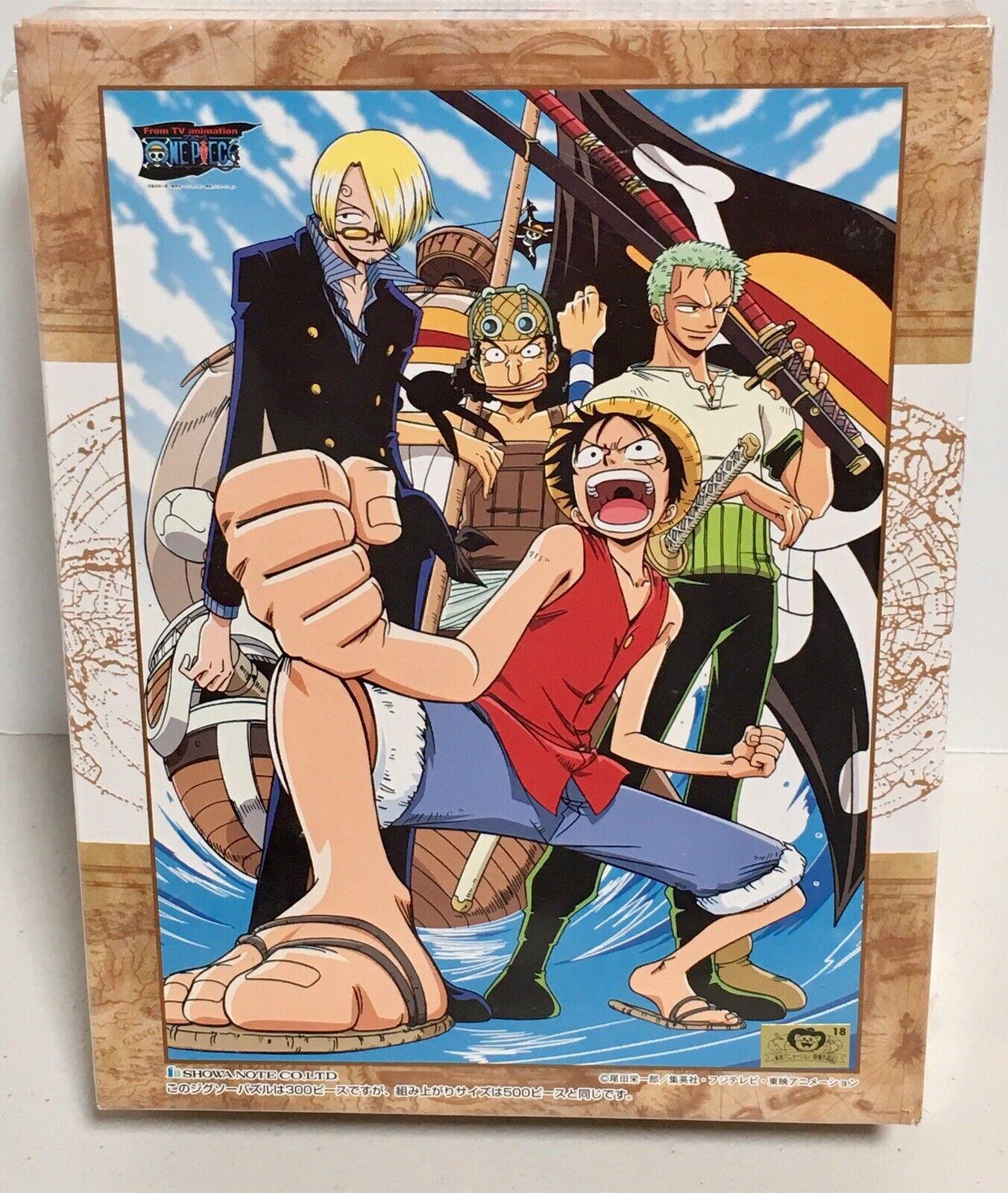One Piece Art Puzzle No. 300-L103 300L Pieces Größe 38x53 cm Japan Exclusive