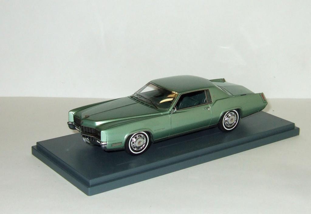 Cadillac eldorado 1967 1 43 neo - 44105