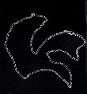 -kette Hals Aus Silber - 50 Cm (341) Duftendes (In) Aroma