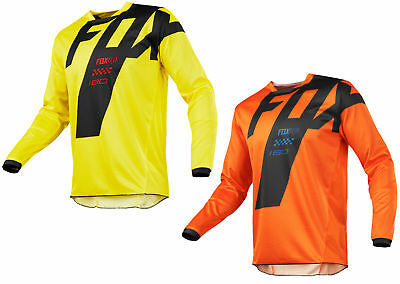 Fox Racing 2018 180 Jersey YELLOW SMALL Mastar