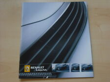 53738) Renault Laguna Prospekt 02/2005