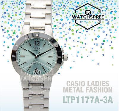 Casio Ladies Standard Analog Watch LTP1177A-3A