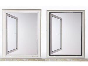 teleskop insektenschutz fenster m ckenschutz fiberglasgewebe alu profil ovp ebay. Black Bedroom Furniture Sets. Home Design Ideas