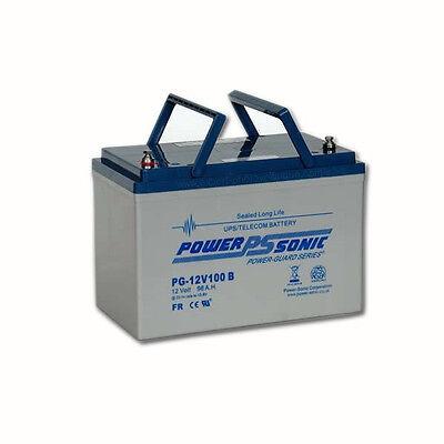 Batterie AGM 12V 100Ah Power-Sonic