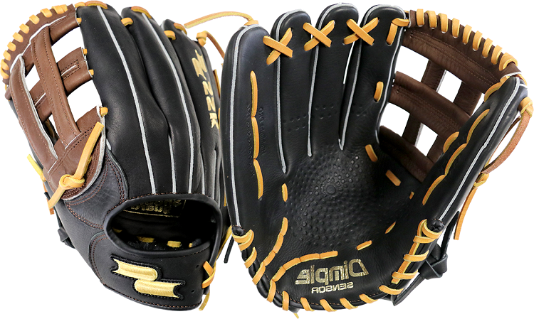 LHT Lefty SSK S1799HL Baseball 12.5