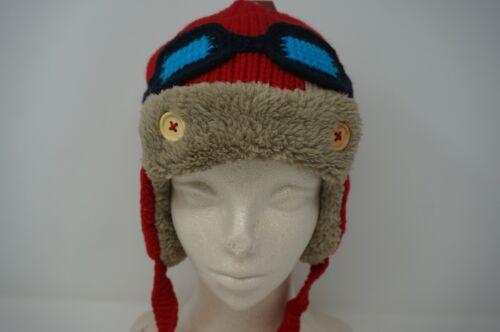 Toddler Kids Girl/&Boy Baby Infant Winter Warm Knit Hat Beanie Earflap Cap