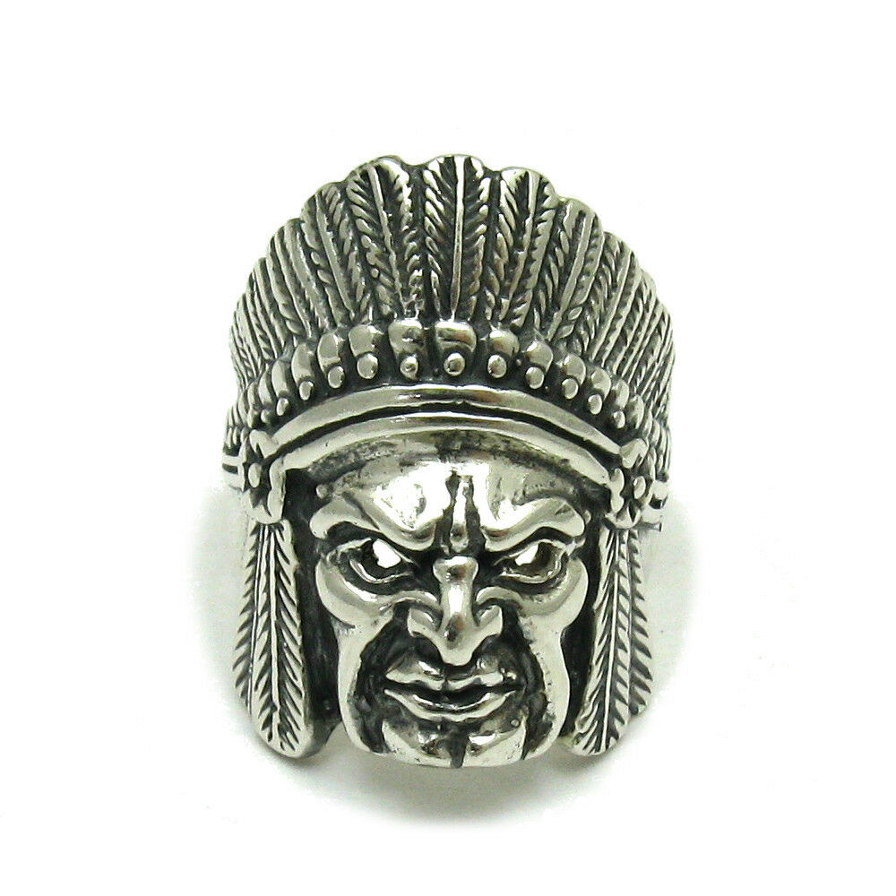 925 silver  RING R001536 INDIAN EMPRESS