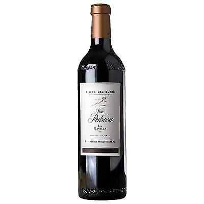 Vina Pedrosa La Navilla Reserva 2012 case of 6 Tempranillo Dry Red Wine 750mL