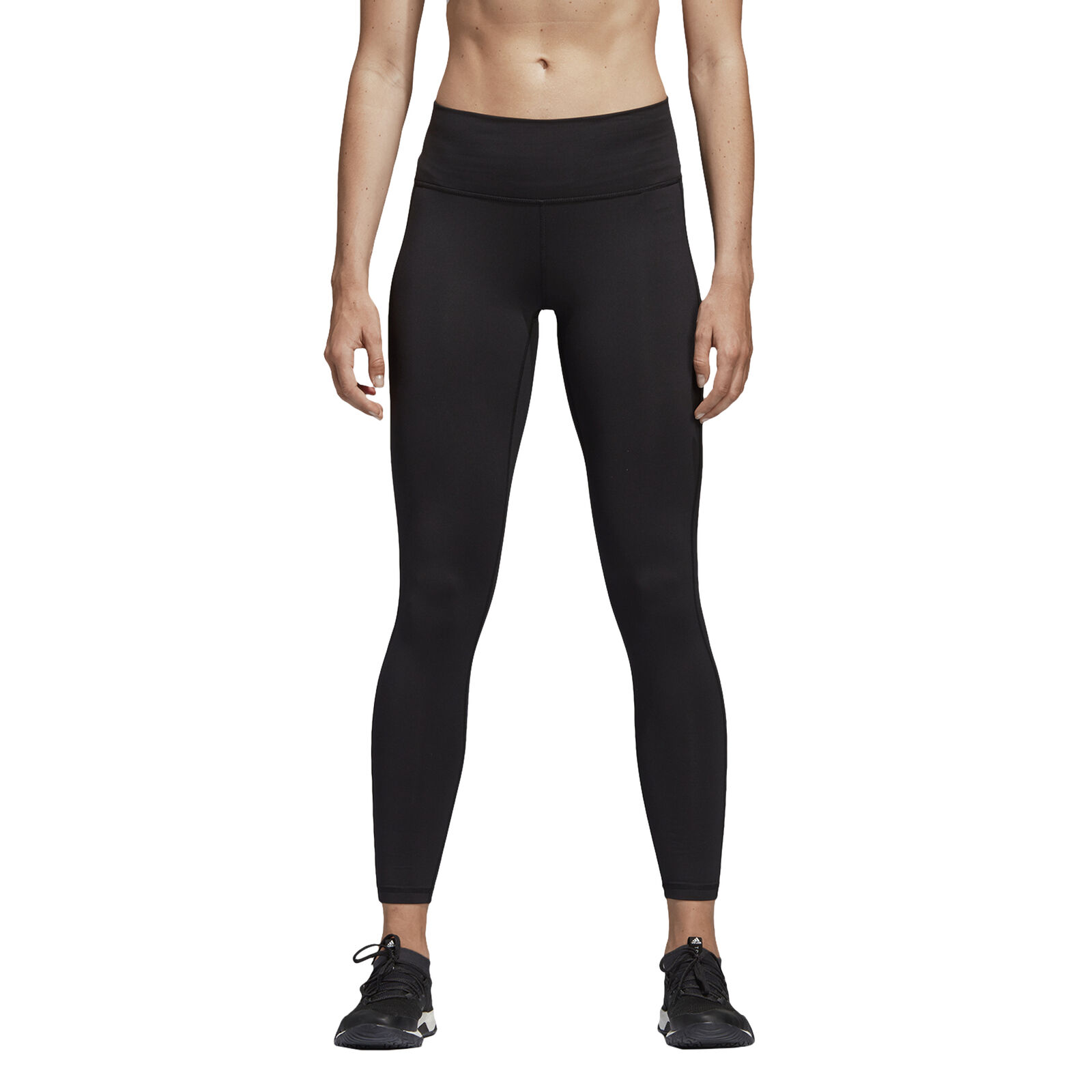 Adidas Women's Sports Pants Believe This High Soft Ladies Tight Leggings